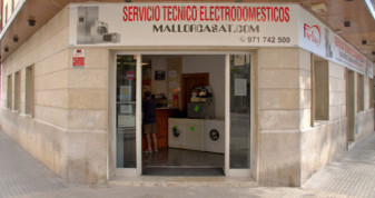 no somos Servicio General Electric Mallorca Oficial